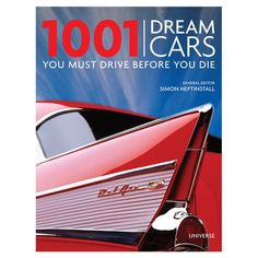 Ideal as an accent for your coffee table or a gift for a travel enthusiast, this informative book offers a compendium of groundbreaking and beautiful cars.
