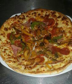 Pizza deliciosa !!!!