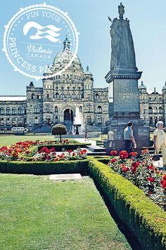Victoria British Columbia was wonderful on my Princess Alaskan cruise. Cruise Destinations, Cruise Vacation, Dream Vacations, Vacation Spots, Places To Travel, Places To See, Adventure Bucket List, Unique Hotels, Princess Cruises