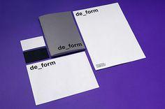 Área Visual - Blog de Arte y Diseño: de_form. Estudio de Diseño