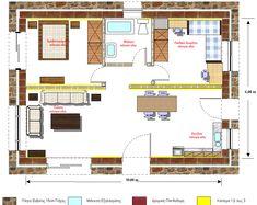ΠΕΤΡΙΝΑ ΣΠΙΤΙΑ-ΚΑΤΑΣΚΕΥΑΣΤΙΚΗ KΑΠΟΥΡΙΤΗΣ - Κατασκευή πέτρινης ισόγειας κατοικίας 60 τμ από 45.000€