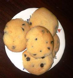 bayatlamayan damla çikolatalı kurabiye