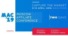 An international partner conference will take place on April 9-10, 2019 in Moscow, where representatives of various online business sectors will gather: the largest advertisers and partner networks, traffic sources and media savers, seo-specialists and marketers. Seo Specialist, International Companies, Three's Company, Online Gambling, Moscow, Affiliate Marketing, Conference, Online Business, Finance