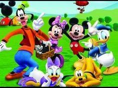 La maison de Mickey Episode complet en Francais ✺✺ Dessin animé disney B...