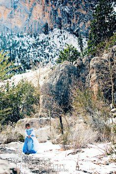 Elsa, Frozen, Let it Go, Elsa themed shoot, Las Vegas children's photographer, Las Vegas family photographer, Mt Charleston
