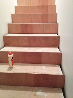 modern plywood stairs - Google Search