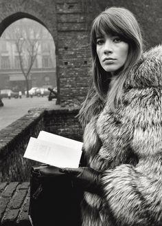 Pinterest - Andie  Françoise Hardy en 1960