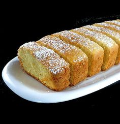 One Perfect Bite: Orange-Scented Buttermilk Cake Baking Recipes, Cake Recipes, Dessert Recipes, Citrus Recipes, Sweet Recipes, Just Desserts, Delicious Desserts, Sugar Bread, Quick Cake