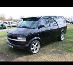 1997 Chevy Astro Van Chevy Astro Van, Chevrolet Astro, Car Chevrolet, Gmc Safari, Vanz, Red Vans, Cool Vans, Van Camping, Custom Vans