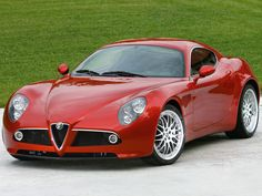 The Alfa Romeo 8C Competizione is inspired by Alfa Romeo's glorious past, projecting its brand values of technology and emotion into the future. Description from 28car-car.blogspot.com. I searched for this on bing.com/images