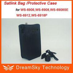 Satlink Мешок, Защитный чехол для Satlink WS6906, WS6908, WS6908SE, WS6912, WS6918P Цифровой Спутниковый Сигнал Finder Метр