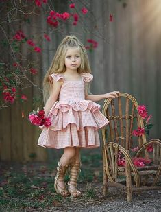 Stroll In The Park Dress - Kindermode Fashion Design For Kids, Cute Kids Fashion, Little Girl Fashion, Boy Fashion, Little Girl Dresses, Little Girls, Flower Girl Dresses, Flower Girls, Baby Girls