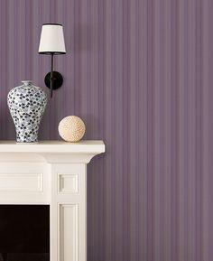 purple stylish wallpapers cream decor wall bedroom