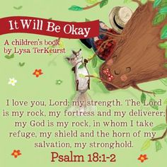 It Will Be Okay by @LysaTerKeurst @TommyNelson {Children's Book}
