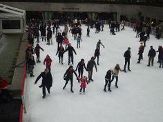 Rockefeller Center - pre-pilgrimage