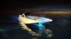 Crystal Spire Boat Tender Boat of the year 2012