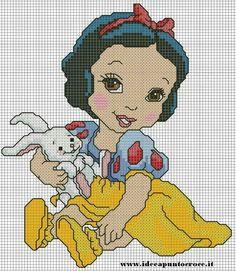 Baby blancanieves