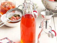Heerlijk in vinaigrettes - Libelle Lekker! Aardbeien azijn