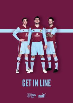 What do you make of the new kit? Burnley Fc, Ipswich Town, Sport Fashion, Football, Kit, Sports, Archive, How To Make, Banner