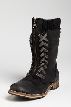 Front Zip Boot!