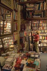 Me gustan las librerias antiguas :D
