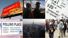 New York City is believed to be home to over 800 different languages but many are spoken in very small numbers and some by only a handful and are in real danger of dying out.