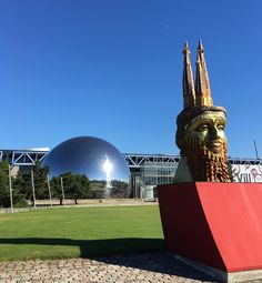 La vilette cité des sciences Paris 19eme rio 2016