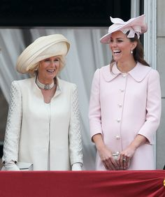 She can handle a large brim… | 25 Photos That Prove Camilla Is The Duchess Of Hats