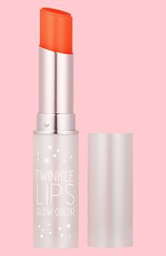 Free shipping and returns on IPKN Twinkle Lips Matte Lipstick at Nordstrom.com. What it is: A color-enriched matte lipstick that delivers dramatic color with a soft, creamy finish while protecting and nourishing your lips throughout the day.Who it's for: All skin types.What it does: The moisturizing formula contains hydrogenated castor oil and prunus domestica seed oil to help protect your lips from dryness all day long. It's available in statement-making shades that seduce with rich,...