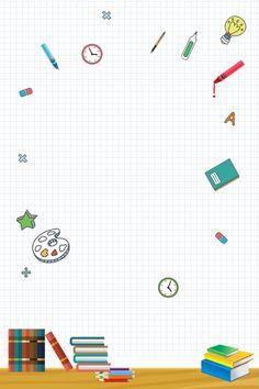 Vacation Cram School Training Poster Background Education And Training Kids Background, Cartoon Background, Logo Voyage, Power Point Gratis, Molduras Vintage, School Vacation, Summer Classes, School Images, Licence Lea