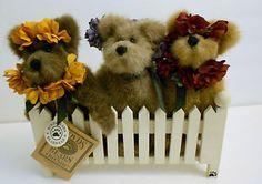 Boyds-Bears-Hope-Love-Joy-Bloomin-FoB-Set-6-1-2-Bears-in-Window-Box