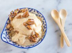 Five-Ingredient Fridays: Banana Peanut Butter Ice Cream