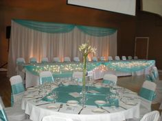 Best 25 Tiffany Blue Centerpieces Ideas On Pinterest Teal In Baby Blue Wedding Table Decorations Decorating