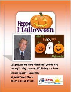 Congrats Mike Markus!