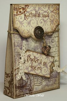 Wenches Card and Paper