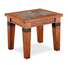 Saddle Creek End Table - afw