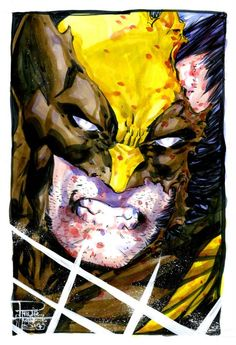 Wolverine by Philip Tan
