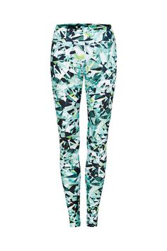 acd9812f5857 88 Best Activewear Prints images   Fitness fashion, Patterned ...