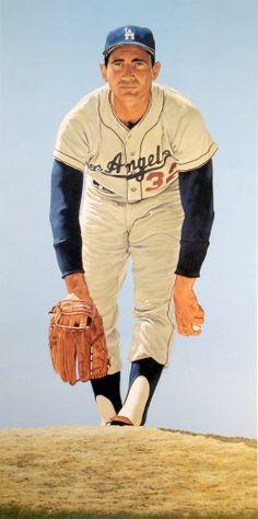 Baseball paintings by Arthur K. Miller http://www.artofthegame.com/
