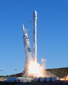 nice Fresh views of Saturday's Falcon 9 rocket launch