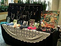 My last jewelery show! © Janish Studios 2015