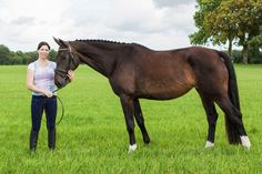 Portrait with a horse. Photographer Ada Zyborowicz, Vorden, The Netherlands, www.azfoto.nl