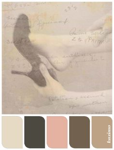 Pump Action color palette made by Susan Tuttle with one of her photos http://www.susantuttlephotography.com #color #palette textures by bittbox on Flickr