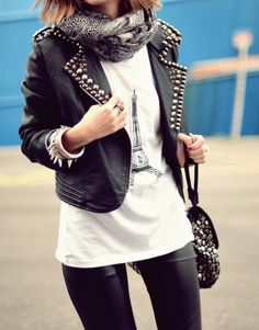 soon to be paris outfit haha love!