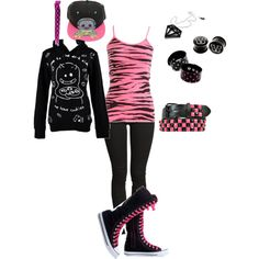A fashion look from July 2012 featuring Goliath hoodies, Wet Seal tops and Black Diamond necklaces. Browse and shop related looks.
