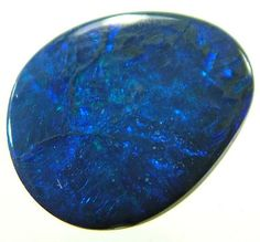 Black Opal...what a spectacular color!