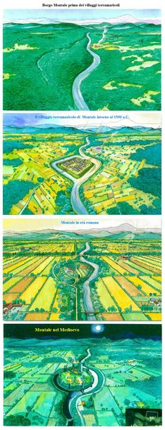 History of Montale, Emilia-Romagna, Italy