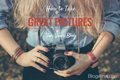 Taking Pictures and Creating Graphics Viewer engagement is a huge part of encouraging consistent readership for your blog. Even if you're a wizard with words, graphics have a remarkable greatness that can sometimes be even more powerful than the punchiest of paragraphs. Ideally, your blog should