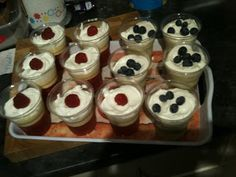 Slimming World Jelly and trifles