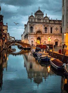 Venice, Italy #italytravel